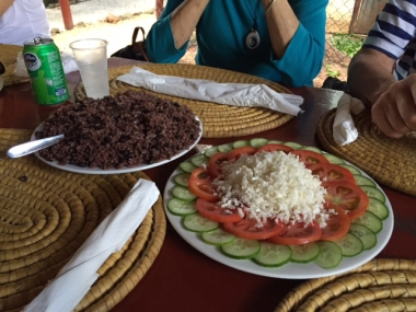 dishes at rancho